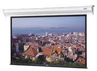 """Da-Lite 70192LS 137"""" Diagonal CONTOUR® ELECTROL® - 16:10 Wide Format Wall and Ceiling Mounted Electric Screen"""