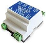 Enttec 71004-ENTTEC DIN-RDS4 4 Port DMX/RDM Isolated Splitter