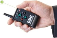 4-Button Transmitter with Green Laser Pointer