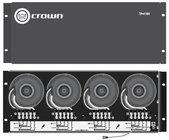 Crown TP-170V 4 Autoformer Panel