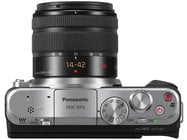 16MP DSLM Camera with Wi-Fi and 14-42mm Lens
