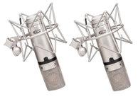 Miktek Audio C7MP Matched Pair of Large Diaphragm Multi-Pattern FET Condenser Microphones