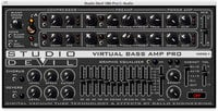 Bass Amplifier Emulation Software