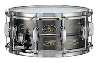 "Tama KA1465 6.5""x14"" Kenny Aronoff ""Trackmaster"" Signature Snare Drum"
