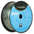 Accu-Cable AC3CDMX300 300 ft Spool of 3-Pin DMX Cable