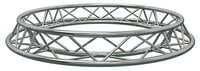 Global Truss TR-C3-90 9.84 ft Circle Truss Consisting of 4 x 90 Degree Arcs TR-C3-90-F33
