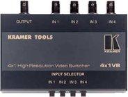 Kramer 4X1VB 4x1 Mechanical Video Switcher