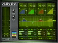McDSP AE400 Active EQ HD Plugin AE400-ACTIVE-EQ-HD