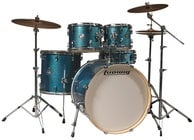 Element Birch Drive 5-Piece Drum Kit with 400-Lite Series Hardware & Cymbals