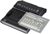 Mackie DL806-LIGHTNING 8-Channel Digital Live Sound Mixer with for iPad with Lightning Connector