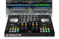 4+1 DJ Controller