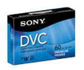 Sony DVM60PRR  60m Premium DVC Tape