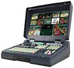 Datavideo Corporation HS-600 SD Mobile Studio for Composite and DVI-D/I