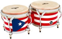 Latin Percussion M201 Matador Wooden Bongos