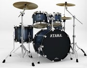 "Starclassic Performer B/B 4-Pc Kit: 18x22"" Bass Drum, 8/9/14"" Toms, 5.5x14"" Snare Drum, Double Tom Mount"