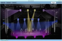 D-Pro Lighting Control Software - 2-Universe (1024 Channels)