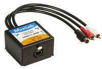 MuxLab 500017-Pro S-Video/Audio ProAV Balun MUX-500017-PRO