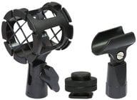 Supercardioid Condenser Shotgun Microphone Kit