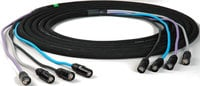 250' 4-Ch CAT5e Tactical Ethernet Snake