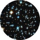 Stars Final Frontier Glass Gobo