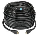 100ft High-Resolution High Speed HDMI cable with Built-In Signal Booster
