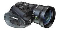 Fujinon Inc ZK4.7X19 19-90mm T2.9 PL ZK Cabrio Compact Zoom Lens with Servo