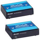 MuxLab MUX-500145 Active VGA Audio Balun Kit