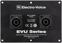 Electro-Voice EVU-CDNL4  Dual NL4 Connector Cover Plate for EVU Series Speakers