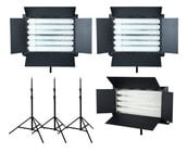 Flolight Fluorescent Lighting Kit with 8' Stand