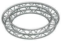 Global Truss SQ-C1.5-180 4.92' Square Truss Circle