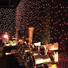 20x22' ShowLED Star Drop Curtain
