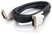 2M (6.56 ft) DVI-I M/M Dual Link Digital/Analog Video Cable