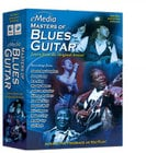 eMedia Music Corporation MASTER-BLUES-GTR-MAC Master Blues Guitar Blues Guitar Lesson Software for Mac