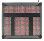 60-Key Programmable USB Keypad