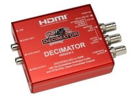 Decimator Design Decimator 2 Miniature 3G/HD/SD-SDI to HDMI Converter DEC-DECIMATOR-2