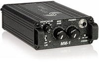 Portable Microphone Preamp
