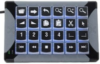 24-Key Programmable USB Keypad