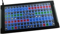 128-Key Programmable USB Keyboard