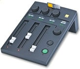 Intellimix Digital Desktop Audio Mixer wih Integrated Router