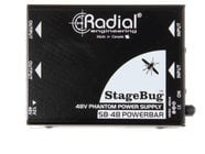 StageBug Phantom Power Supply