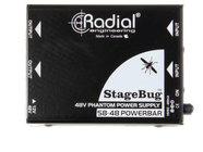 Radial Engineering SB-48  StageBug Phantom Power Supply