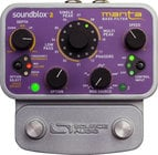 SoundBlox 2 Bass Envelope Filter Pedal