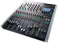 Soundcraft Si Performer 1 Digital Live Sound Mixer Console with 16 Mic and 8 Line Inputs and DMX