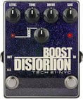 Tech 21 BSTM-D Boost Distortion Pedal in Metallic Finish