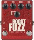 Boost Fuzz Pedal in Metallic Finish