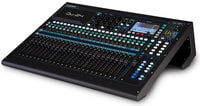 30-Input / 24-Output Digital Mixer with Motorized Faders and Touchscreen