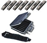 7-Pack of Special 20 Diatonic Harmonicas