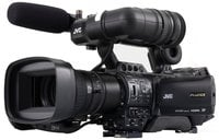 "JVC GY-HM850U 1/3"" ProHD Shoulder Camcorder with 20x Fujinon Lens"