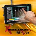 RF-Vue Tablet-Style RF Analyzer