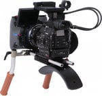 Handheld Kit for Underneath Canon EOS C100 , C300 , C500